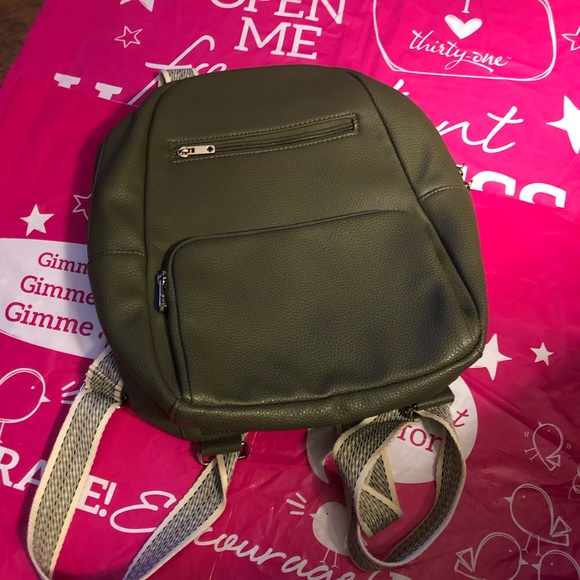Thirty One Boutique Backpsck